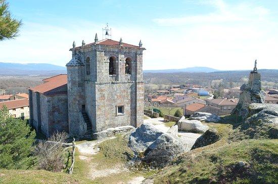 Hacinas, Spain: Iglesia de San Pedro