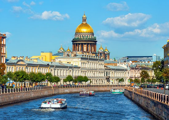 Rus Grand Tour