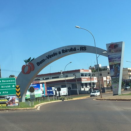 Ibiruba, RS: Terra da Pitangueira