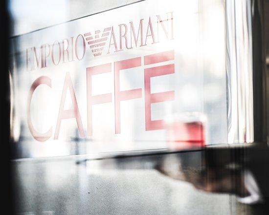 a6164ecd8 Italien haut de gamme - Avis de voyageurs sur Emporio Armani Caffè ...