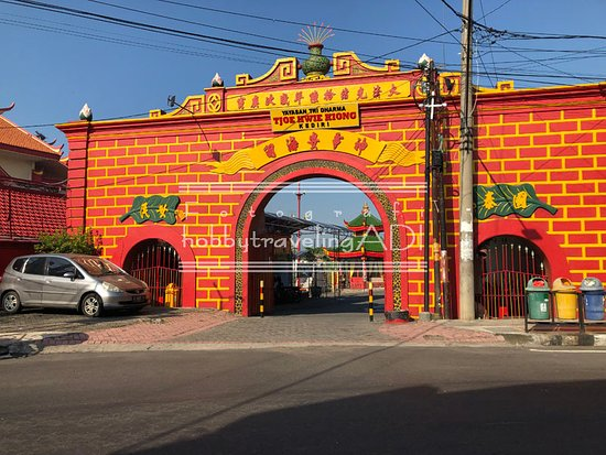 Tjoe Hwie Kiong Temple