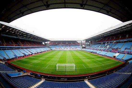 Image result for aston villa stadium