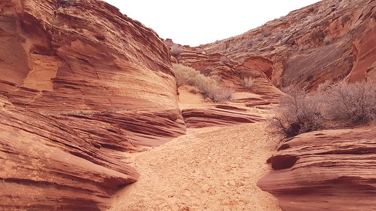 Waterholes Canyon