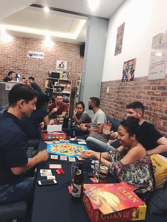 Board Game House Saigon