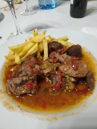 Olmillos de Sasamon, Spain: Restaurante Hotel El Castillo