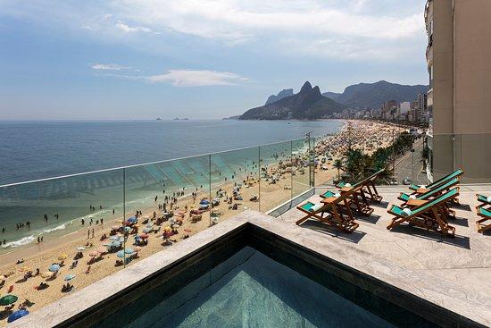 Hotel Arpoador, hôtels à Rio de Janeiro