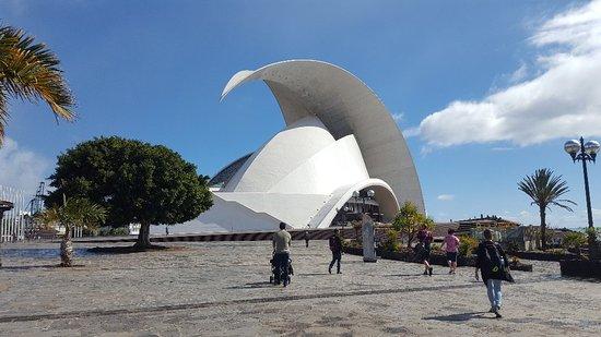Tenerife Auditorium (Auditorio de Tenerife)张图片