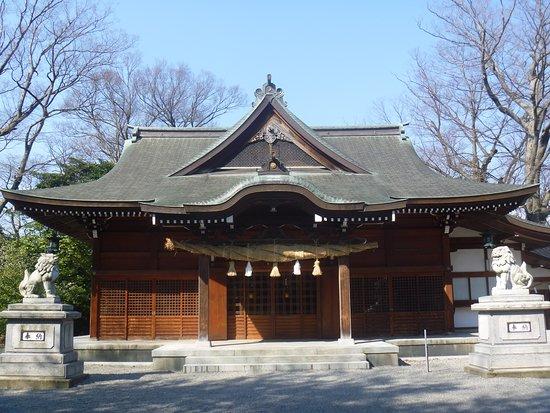 松任金剣宮