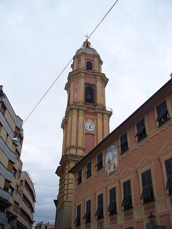 Basilica dei Santi Gervasio e Protasio: campanile