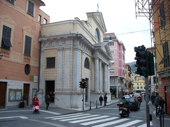 Basilica dei Santi Gervasio e Protasio: esterno