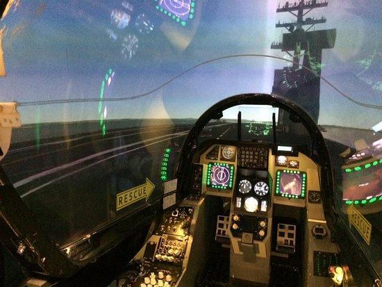 Yorkshire Flight Simulator
