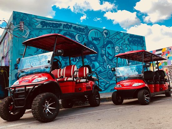 Wynwood Graffiti buggy tour