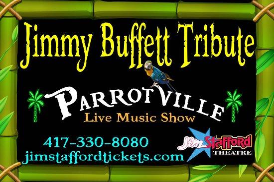 Parrotville Jimmy Buffett Tribute