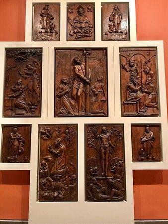 Great for religious artworks!