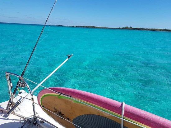 Abaco Islands: Turquoise sea