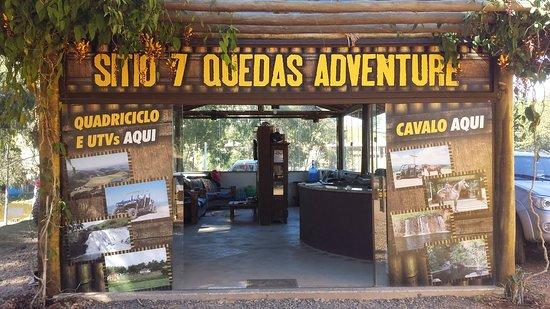 Sítio 7 Quedas Adventure