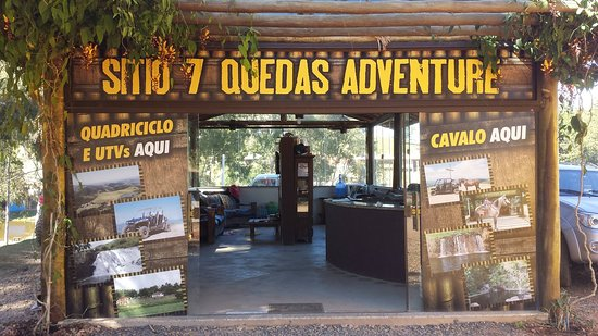 Sitio 7 Quedas Adventure