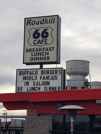 Road Kill Cafe & O K  Saloon, Seligman - Restaurant Reviews, Photos