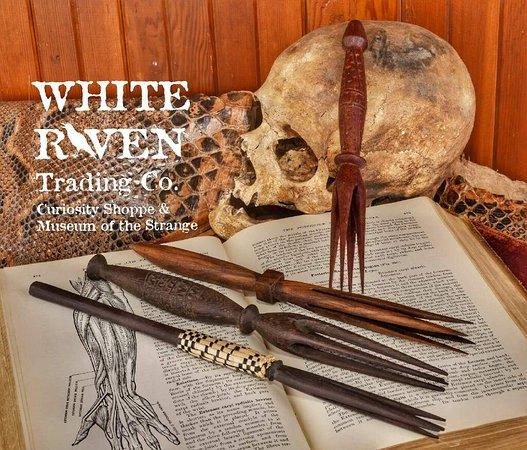 White Raven Trading Co.