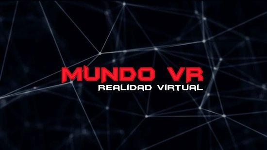 Mundo VR Realidad Virtual