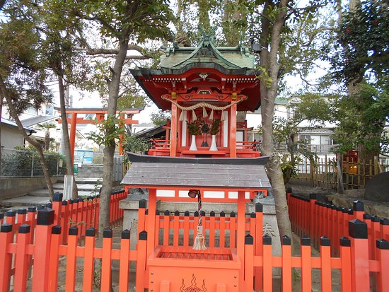 Sekimoriinari Shrine