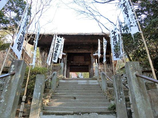 Sugimoto Temple Niomon