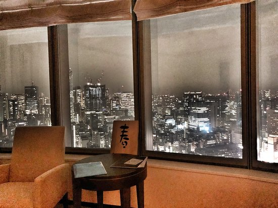 High Rise Hotel in Tokyo
