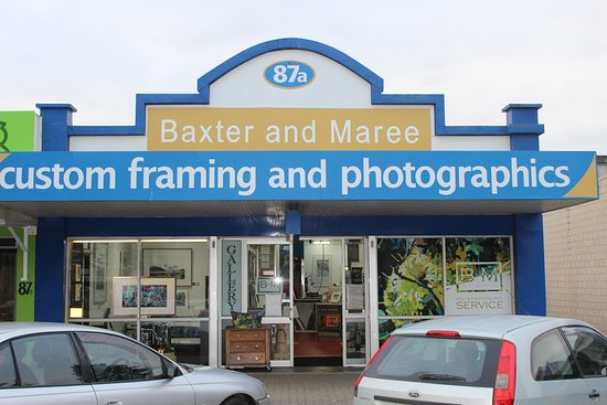 Baxter and Maree Art Gallery Esperance