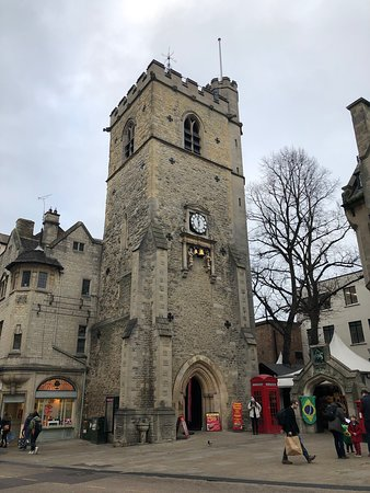 Carfax Tower Oxford 2019 All You Need To Know Before You Go