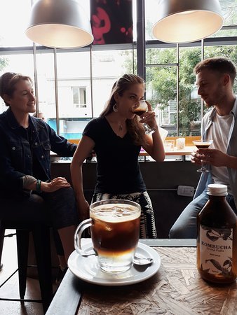 Cafe de especialidad en Buenos Aires