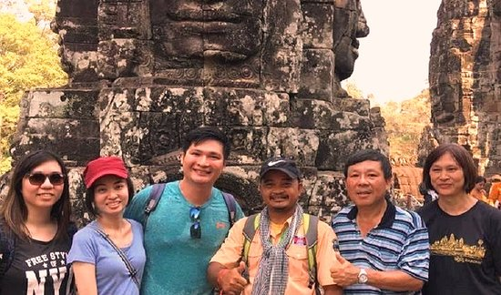 Angkor Tour Guide