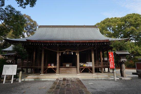 Chikurihachimangu: 千栗八幡宮