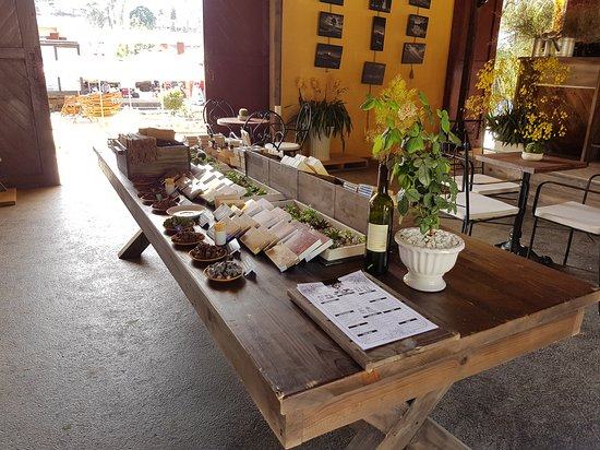 Dalat Railway Station: The chocolate cafe