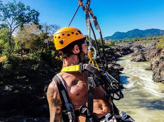 Mekong Fly Zipline Adventure Tour