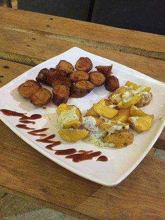 Bonda, โคลอมเบีย: Chorizo Santa Rosano