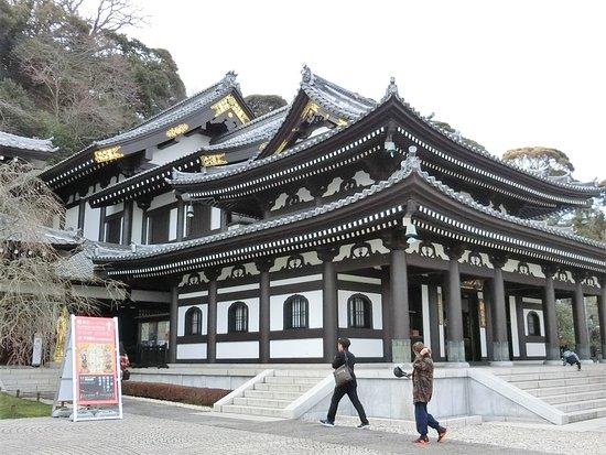 Hase-dera Temple Kannondo