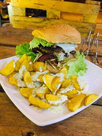 Bonda, โคลอมเบีย: Carne 100% natural