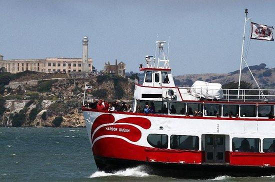 Prison et voile: visite d'Alcatraz...