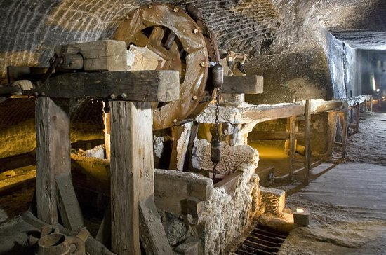 Wieliczka Salt Mine Guided Tour fra...