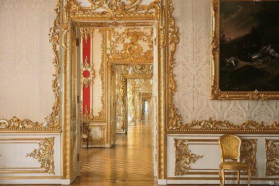 2つの皇居のプライベートツアー:キャサリンとパヴロフスク宮殿