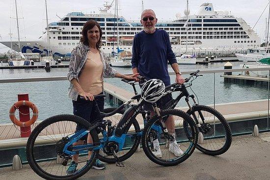 通过电动自行车发现帕皮提