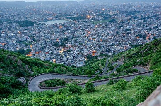 Private Guided Jaipur Night Tour, Jaipur Evening Tour, Jaipur at Night Tour