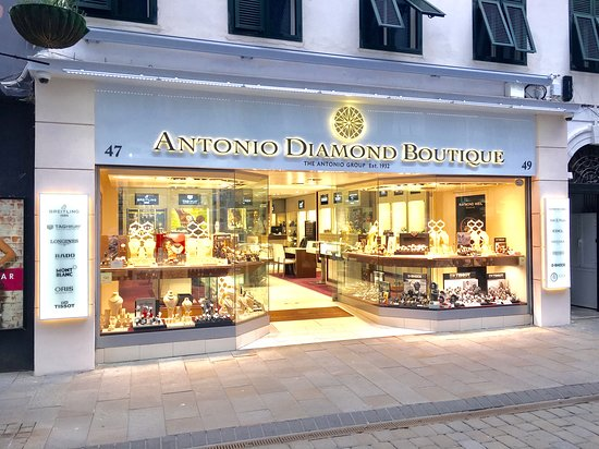 ‪Antonio Diamond Boutique‬
