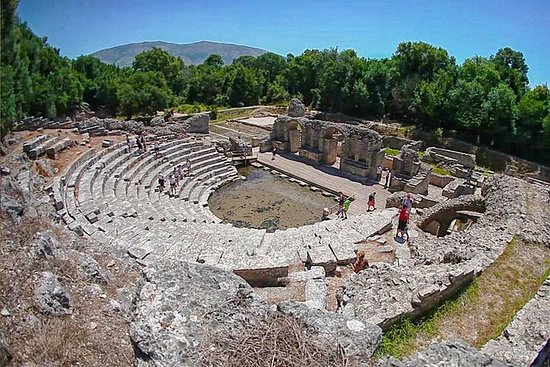 Day cruise to Albania (Saranda...