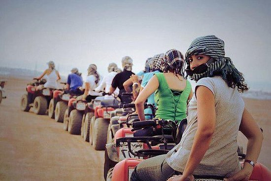 Ultimate Desert Experience 5x1 Tour...