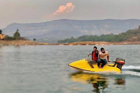 Shivsagar Scooter Boat Mini Dobbel