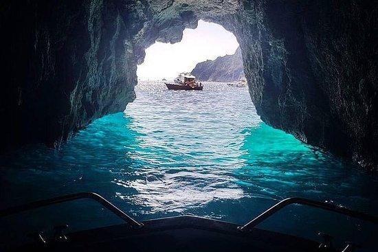 Tour di Capri in barca privata