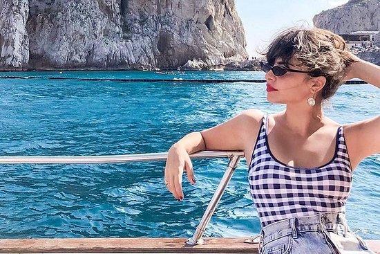 Escursione di Capri in barca privata