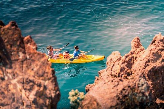 Circuit Estérel/Méditerranée - Kayak...