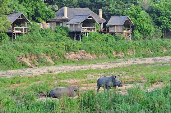 4 days Jock Safaris Lodge - Kruger...
